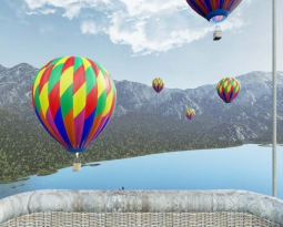 New Demo Available! Hot Air Balloon Experience
